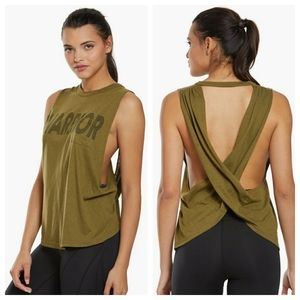 FREE PEOPLE | Movement Warrior Yoga Open Top M